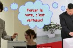 Forcer le vote…